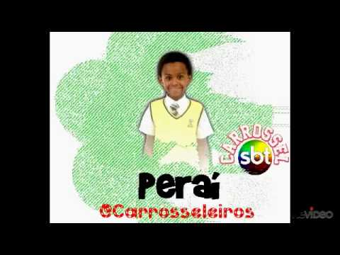Carrossel   Rap do Cirilo  Música Peraí  Jean Paulo )