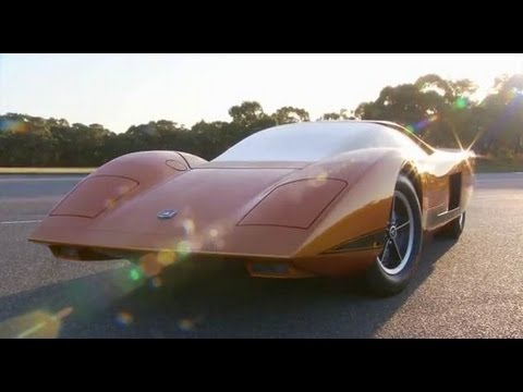 1969 holden hurricane concept car restored 2011 youtube. Black Bedroom Furniture Sets. Home Design Ideas