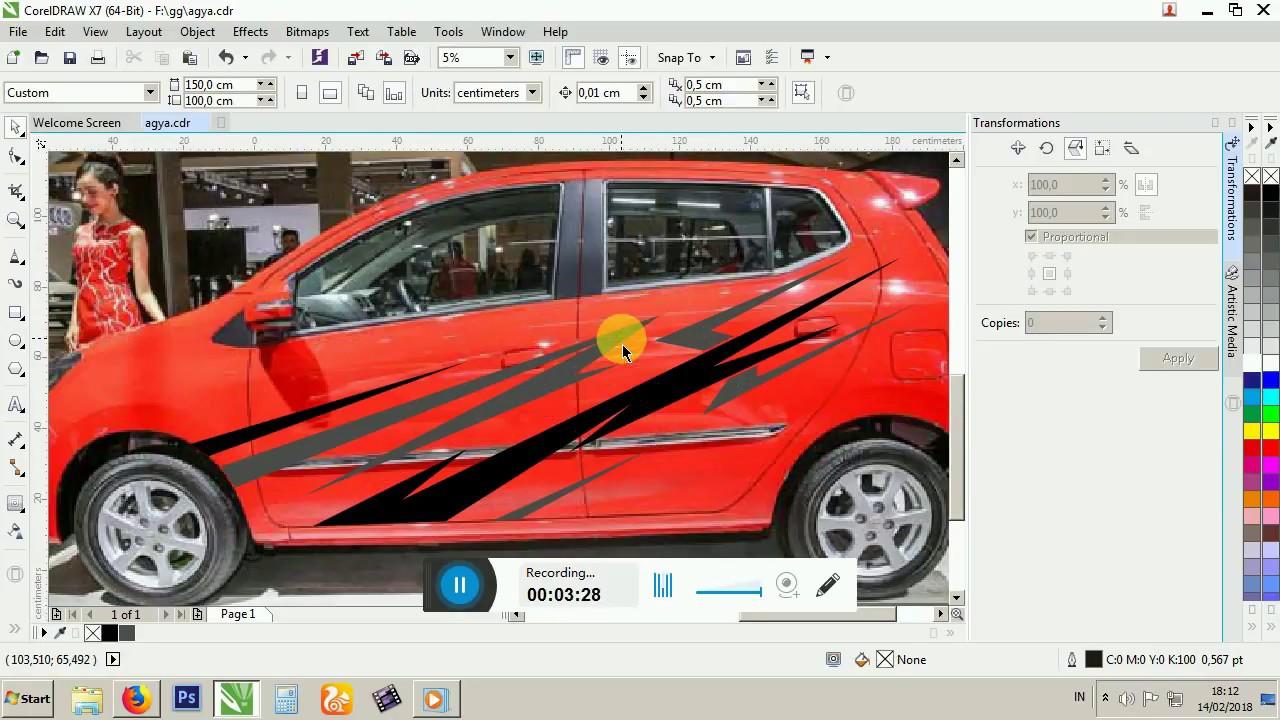 550+ Modifikasi Stiker Mobil Ayla HD Terbaru