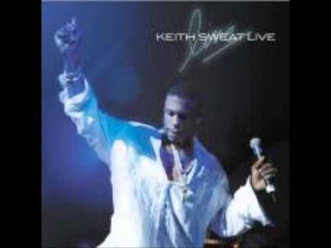 Keith Sweat - There you go telling me no (Live)