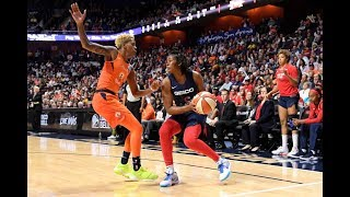 Ariel Atkins and Aerial Powers Combine for 29 PTS in WNBA Finals 2019 Game 4