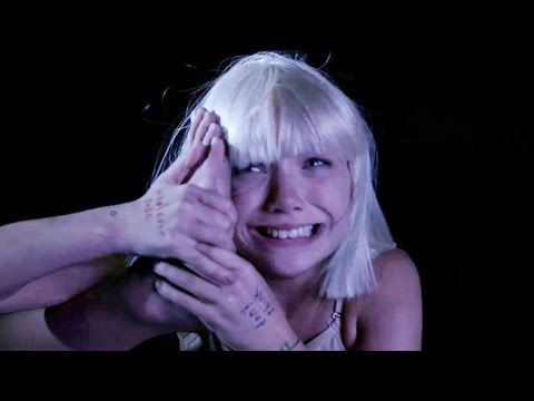Maddie ziegler showcases her dance hands in sias new big girls cry maddie ziegler showcases her dance hands in sias new big girls cry video aloadofball Gallery
