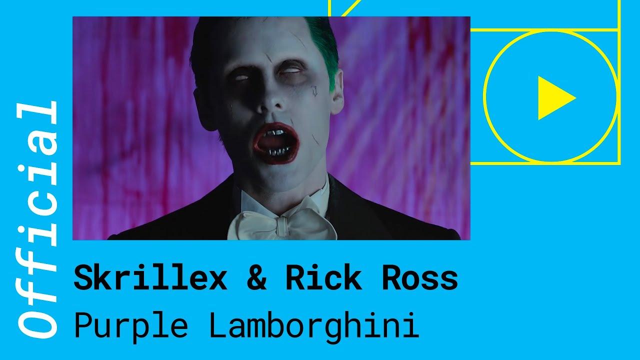 Download Skrillex & Rick Ross – Purple Lamborghini [Official Video]