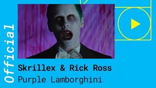 Skrillex & Rick Ross – Purple Lamborghini [Official Video]