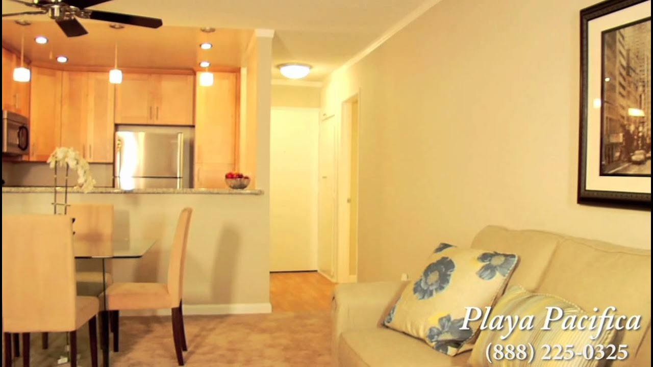 Playa Pacifica Los Angeles Apartments Sizzle Reel Del Rey Apartment Tours