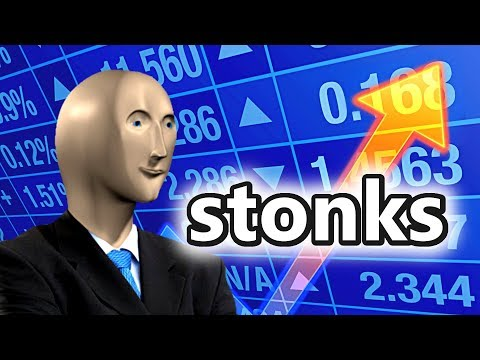 stonks | Stonks | Know Your Meme