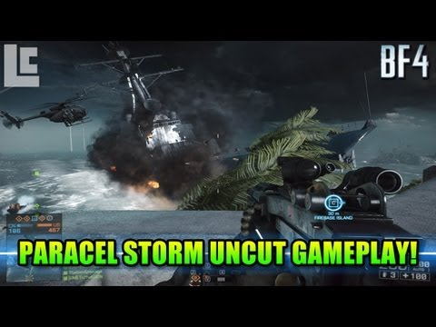 Paracel Storm Uncut Gameplay 3 Hours 50 Minutes! (Battlefield 4 Gameplay/Commentary)