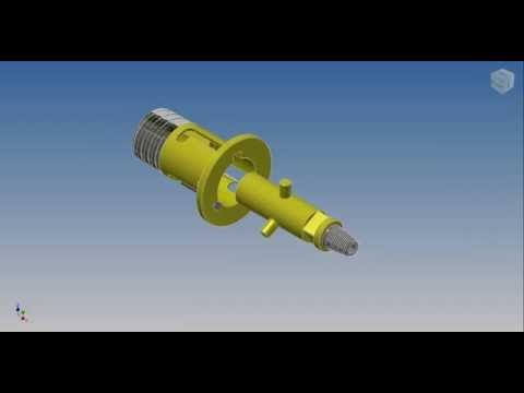 ELEBOR Twist-Lock bayonet rotary casing drive system