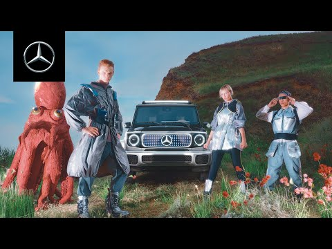 Concept EQG – The G-Class Will Turn Electric