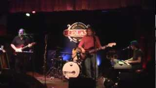 Big Mike's Box of Rock @ Lola's Saloon, New Year's night, 2013 Mich...