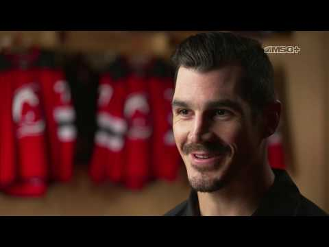 Brian Boyle Battles Through Adversity | New Jersey Devils | MSG Networks