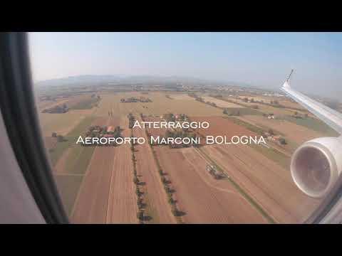 Atterraggio Aeroporto Bologna Marconi Gopro Hero 7