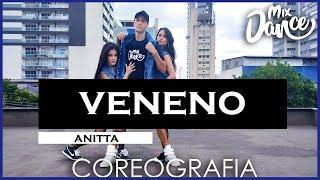 Veneno - Anitta (Coreografia) Mix Dance - 4K