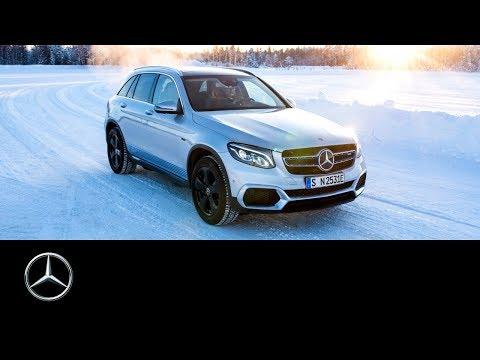 Mercedes-Benz GLC F-CELL: Auf dem Weg zum emissionsfreien Fahren