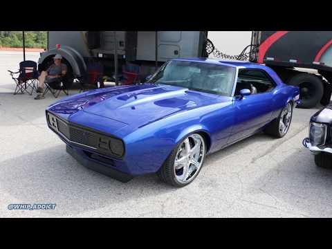 WhipAddict: 67' Chevy Camaro SS W/ 2011 Camaro Interior Swap, Forgiato 22s, Shaved Doors
