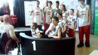 Mini Bulldogs De Québec Défi Spotif 2011 Remise Des Médailles Et Du Trophée