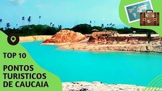 10 pontos turisticos mais visitados de Caucaia