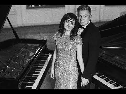 "С.Рахманинов Сюита №2 ""Тарантелла"". S.Rachmaninov Suite №2 ""Tarantella"" ПетРо Дуэт. PetRo Duo"