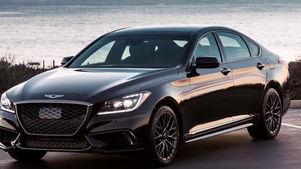 2019 Genesis G90 Exterior And Interior Redesign