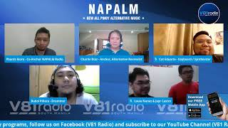 New All Pinoy Alternative Music - NAPALM with Special Artist of the Week DRUPEE