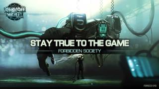 Forbidden Society - Stay True To The Game (Thronecrusher LP)