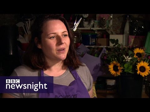 FinTech: How technology is changing the world of finance - BBC Newsnight