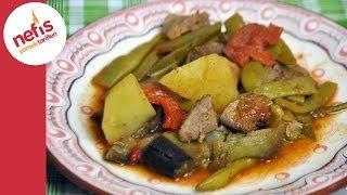 Sebzeli Güveç Tarifi | Nefis Yemek Tarifleri