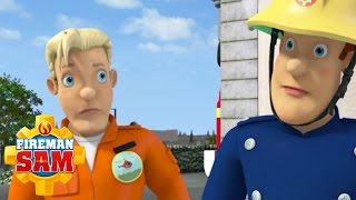Pontypandy Pioneers Trapped In The Treehouse | Fireman Sam Us