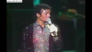 Repeat youtube video Michael Jackson (HQ) - Billie Jean - Introducing The Moonwalk - 1983 Motown 25th.