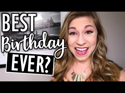 It's My Birthday And I'll Vlog If I Want To | Teacher Evolut