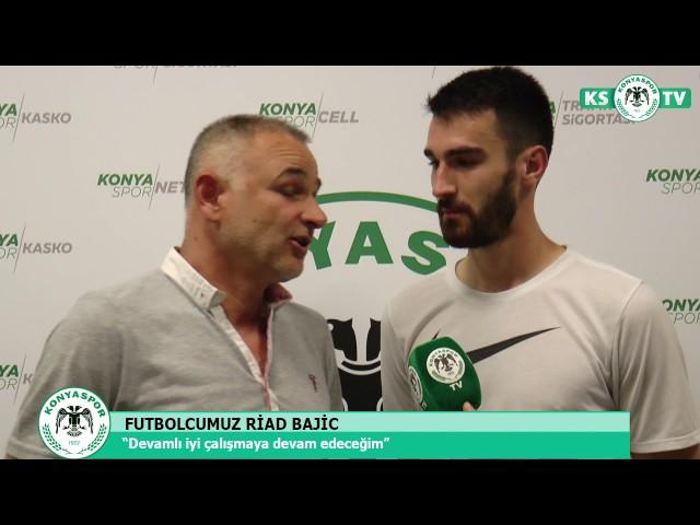 Riad Bajic: Final maçını kazanacağımıza inanıyorum