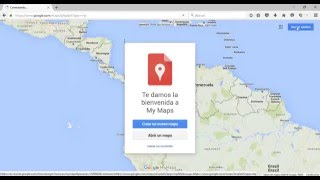 Subir KMZ o KML a My Maps (Google Maps) Free HD Video