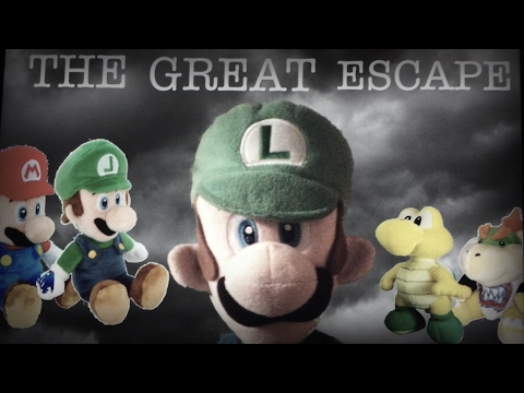 AwesomeMarioBros - The Great Escape |