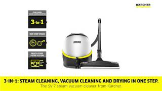 9f8cf9c9a57 Karcher Steam Vacuum Cleaner Sv 7 Review