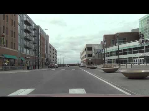 Car Camera - Lincoln, NE - Youngs E. to Lavenders Addn. via the W. Haymarket . 2014 ( ネブラスカ州リンカーン )