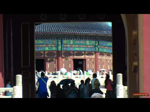 Temple of Heaven,Beijing - Trip to China part 12 - Travel video HD