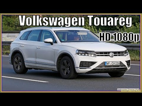 Volkswagen Touareg 2019 | 2019 Volkswagen Touareg Price And Review