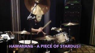 メロコアバンドが大好きなジェイソンです! HAWAIIAN6のA PIECE OF STAR...