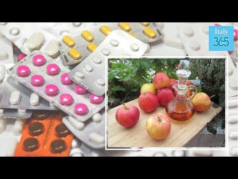 Non usare l'aceto di mele se assumi uno di questi farmaci - Italy 365