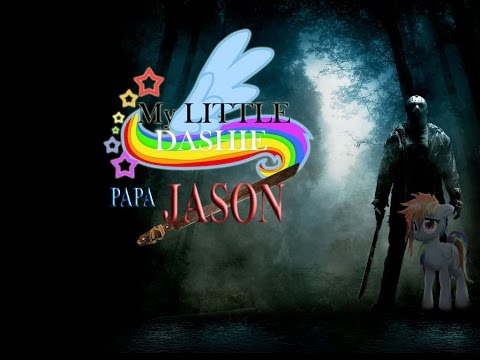 My Little Dashie papa Jason Mini Movie