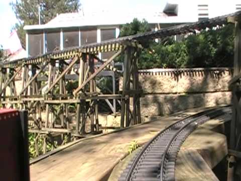 Southeast Michigan's Largest Garden Railroad