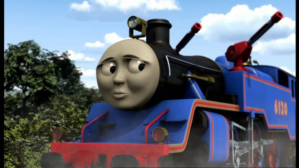 Thomas et ses amis l 39 arriv e de belle youtube - Thomas et ses amis dessin anime ...