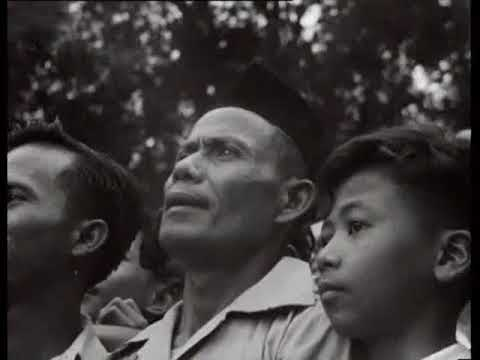 News from Indonesia: transfer sovereignty and entry by President Sukarno in Jakarta (Weeknummer