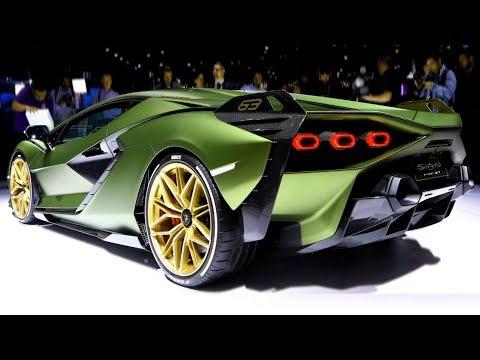 NEW – 2020 Lamborghini Sian – Hybrid V12 820hp – INTERIOR and EXTERIOR Full HD 60fps