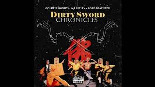 Golden Swords x Mr Ripley x Lord Beatjitzu - Faces of buddha