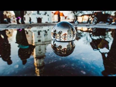 A Different Perspective: Photography through a Glass Ball | Nikon | I AM DIFFERENT