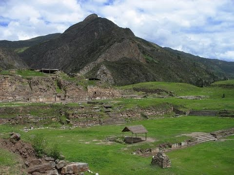 Archaeological Site of Chavin / History and Origin