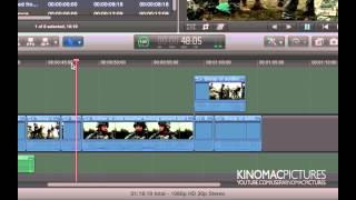 ProEditor #6: Timeline [Final Cut Pro X](Шестой выпуск обучающего видеоподкаста по монтажу в программе Final Cut Pro X под названием