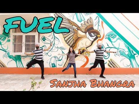 Fuel   Gippy Grewal   Bhangra   Sanjha Bhangra   Lily