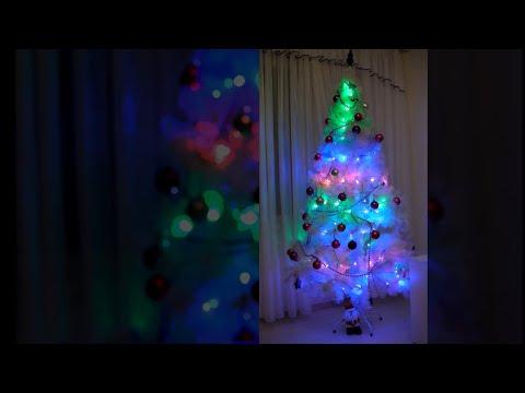 WS2812+Arduino NY Tree Lights